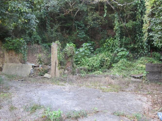 石涌凹站遺址。照片來源:Discuss HK Forum